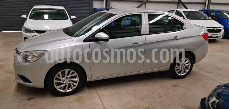 Chevrolet Aveo Paq D usado (2020) color Plata precio $184,900