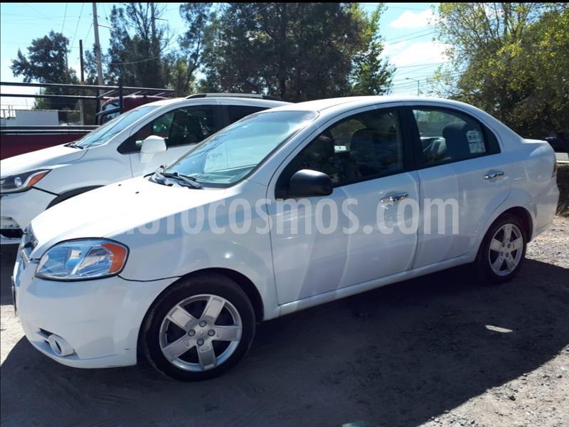 Chevrolet Aveo Paq E usado (2010) color Blanco precio $70,000