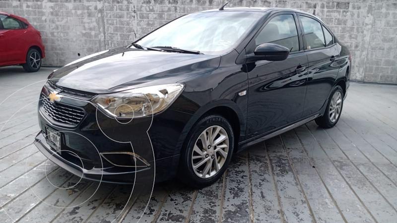 Foto Chevrolet Aveo LT  usado (2019) color Negro precio $172,000