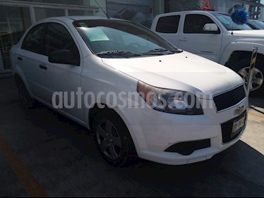 Chevrolet Aveo LS usado (2016) color Blanco precio $139,000
