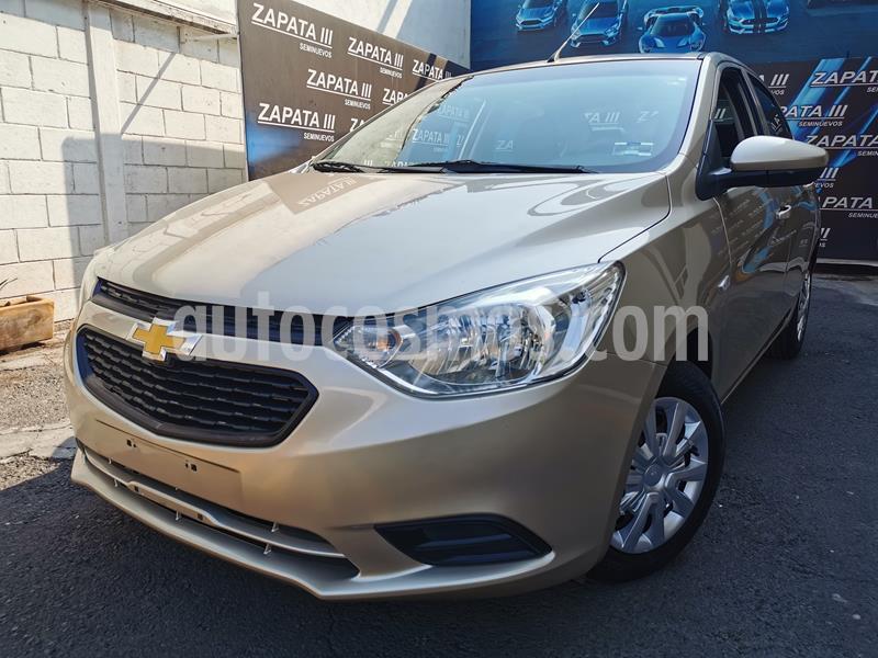 Chevrolet Aveo LS usado (2018) color Bronce precio $145,000