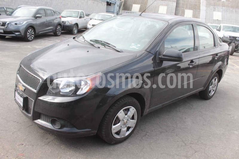 Chevrolet Aveo LS Aa usado (2014) color Negro precio $99,000