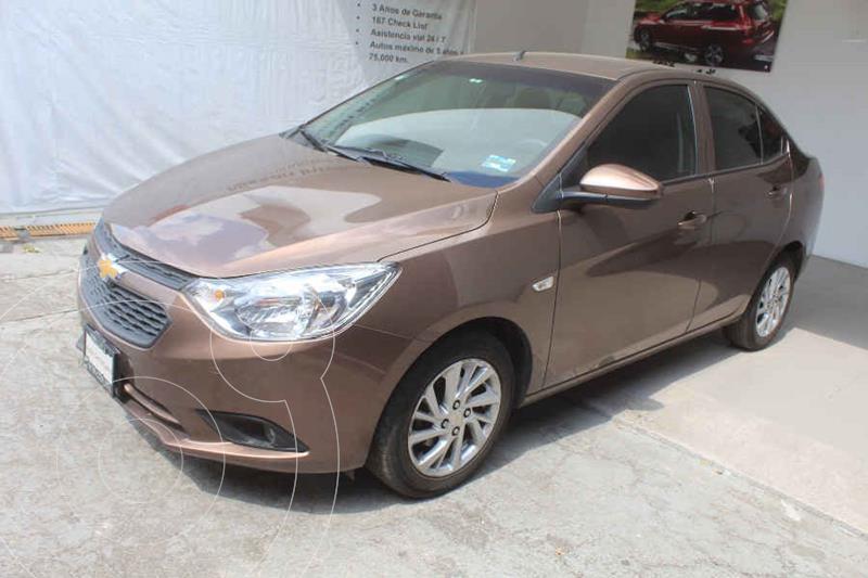 Foto Chevrolet Aveo Paq C usado (2020) color Marron precio $209,000