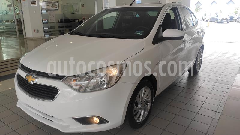 Chevrolet Aveo LTZ (Nuevo) usado (2019) color Blanco precio $169,900