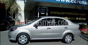 Chevrolet Aveo LS Aa Radio y Bolsas de Aire Aut (Nuevo) usado (2017) color Plata precio $139,900