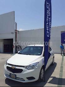 Chevrolet Aveo Paq A nuevo color Blanco precio $203,200