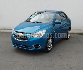 Foto Chevrolet Aveo LTZ Aut usado (2018) color Azul precio $183,000