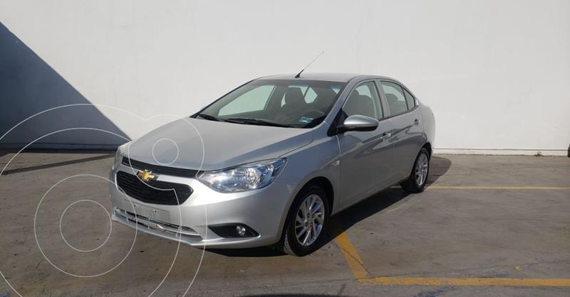 Chevrolet Aveo LT Aut usado (2020) color Plata Dorado precio $169,900