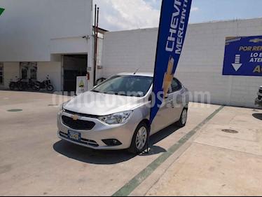 Chevrolet Aveo Paq C nuevo color Plata precio $218,800