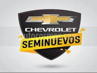 Chevrolet Aveo 4P LS TM5 A/AC. R-14 usado (2017) color Plata precio $100,000