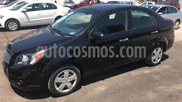 Chevrolet Aveo 4P LS L4/1.6 AUT usado (2018) color Negro precio $130,000
