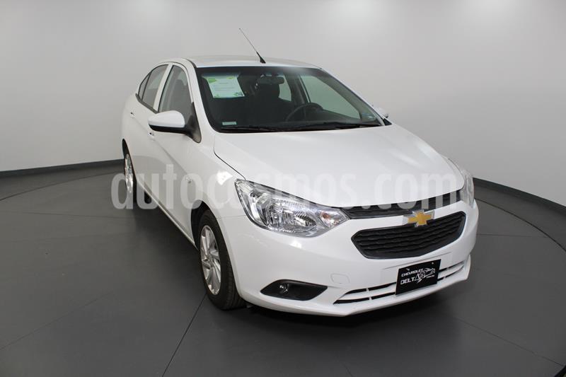 Chevrolet Aveo LT Aut usado (2020) color Blanco precio $196,500