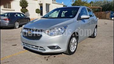 Chevrolet Aveo LTZ Aut usado (2018) color Plata precio $144,900