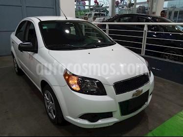 Chevrolet Aveo LT usado (2015) color Blanco precio $139,000