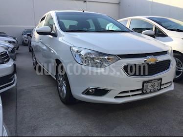 Chevrolet Aveo LTZ Aut usado (2018) color Blanco precio $185,000
