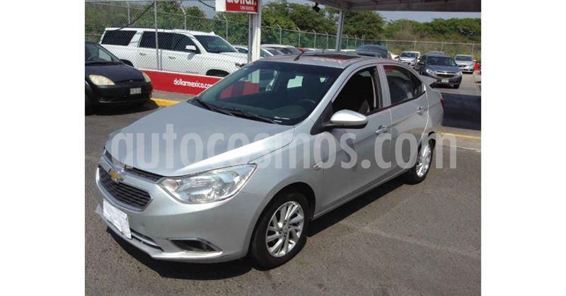 Chevrolet Aveo LTZ Aut usado (2018) color Plata precio $133,900