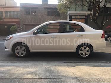 Chevrolet Aveo LT (Nuevo) usado (2016) color Blanco precio $110,500