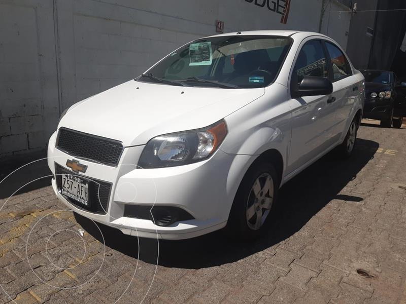 Foto Chevrolet Aveo LS Aut (Nuevo) usado (2016) color Blanco precio $125,000