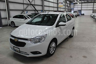 Chevrolet Aveo LT D AT usado (2020) color Blanco precio $199,900