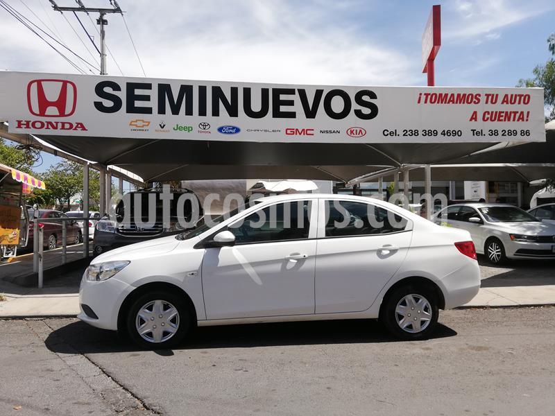 Chevrolet Aveo LS Aa Radio y Bolsas de Aire (Nuevo) usado (2018) color Blanco precio $144,500