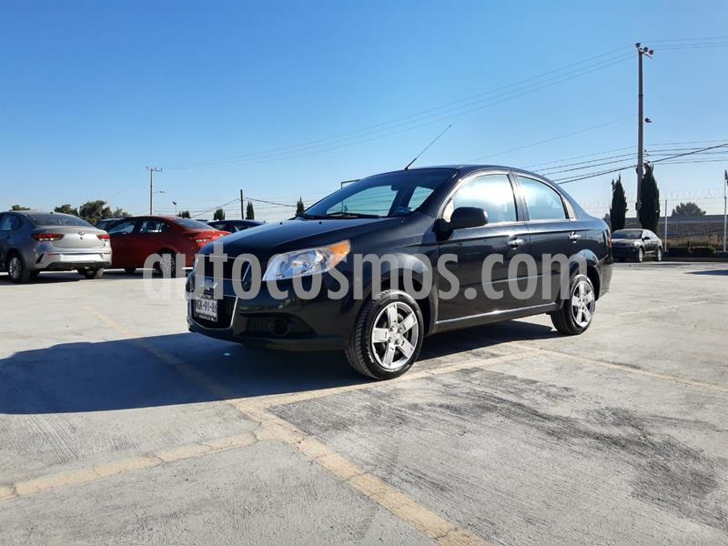 Chevrolet Aveo LT (Nuevo) usado (2012) color Negro precio $88,500