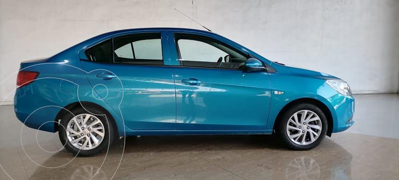 Foto Chevrolet Aveo LT Aut usado (2019) color Azul precio $169,200