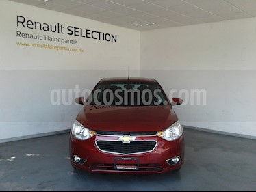 Chevrolet Aveo LTZ Bolsas de Aire y ABS Aut (Nuevo) usado (2018) color Rojo precio $184,000