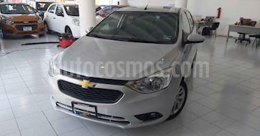 Chevrolet Aveo 4p LT L4/1.5 Aut usado (2019) color Plata precio $148,900
