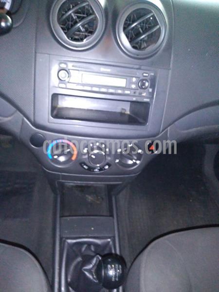 Chevrolet Aveo LS Aut (Nuevo) usado (2015) color Rojo precio $99,000
