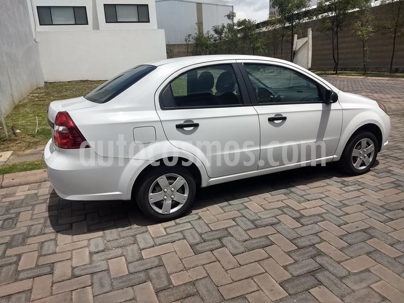 Chevrolet Aveo LS usado (2013) color Blanco precio $75,000