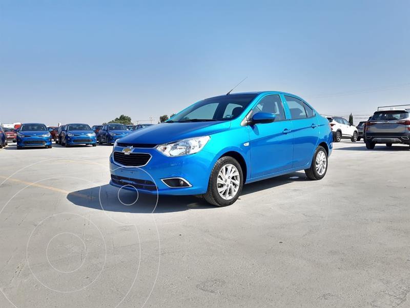 Chevrolet Aveo LTZ Aut usado (2019) color Azul Claro precio $198,900