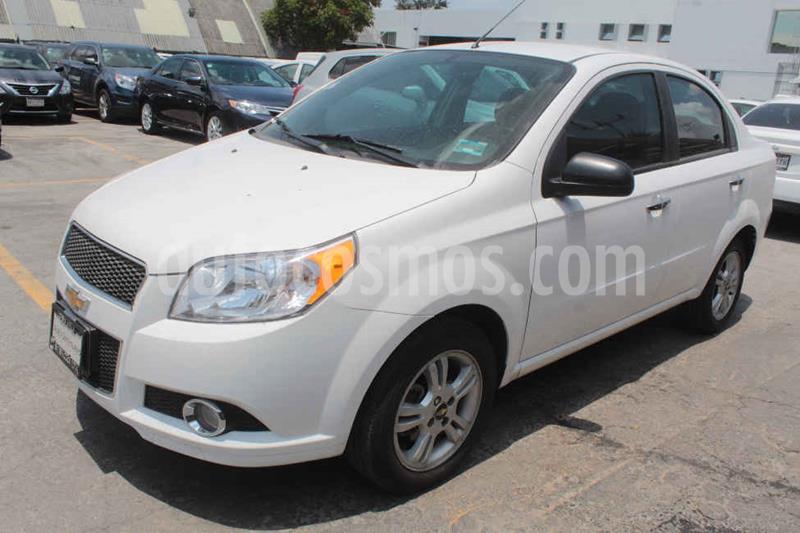 Chevrolet Aveo LTZ usado (2015) color Blanco precio $123,000