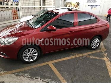 Chevrolet Aveo LTZ Bolsas de Aire y ABS Aut (Nuevo) usado (2019) color Rojo Tinto precio $160,000