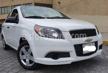 Chevrolet Aveo LS usado (2014) color Blanco precio $145,000