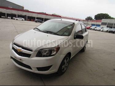 Chevrolet Aveo LT (Nuevo) usado (2018) color Blanco precio $72,000