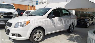 Chevrolet Aveo LTZ usado (2014) color Blanco precio $119,000