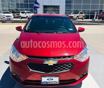 Chevrolet Aveo LT usado (2020) color Rojo precio $198,000