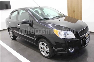 Foto Chevrolet Aveo LTZ Aut usado (2016) color Negro precio $129,000