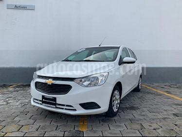 Chevrolet Aveo LS Aut (Nuevo) usado (2018) color Blanco precio $200,000