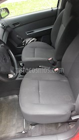 Chevrolet Aveo Paq B usado (2012) color Rojo Quemado precio $80,000