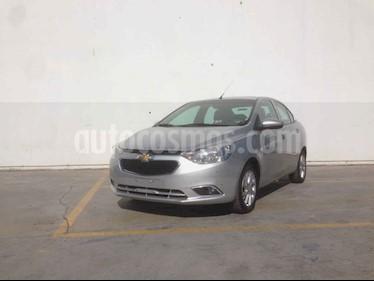 Foto Chevrolet Aveo LTZ Aut usado (2019) color Plata precio $144,900