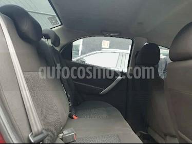 Chevrolet Aveo LT usado (2017) color Vino Tinto precio $137,900