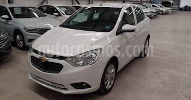 Chevrolet Aveo 4p LT L4/1.5 Aut usado (2019) color Blanco precio $164,900