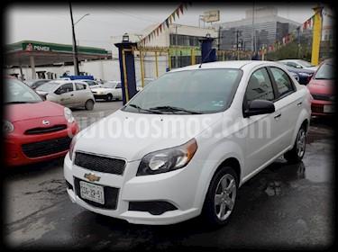Chevrolet Aveo LT Aut usado (2014) color Blanco precio $105,000