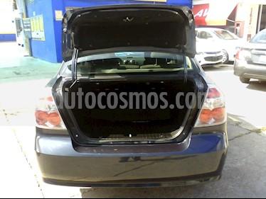 Foto Chevrolet Aveo LTZ usado (2018) color Azul Acero precio $158,500