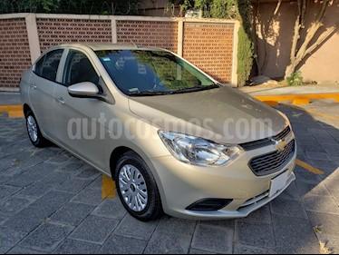 Foto Chevrolet Aveo LS (Nuevo) usado (2018) color Bronce precio $148,900
