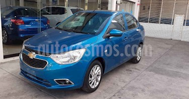 Chevrolet Aveo 4p LTZ L4/1.5 Aut usado (2018) color Azul precio $144,900