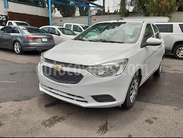 Chevrolet Aveo LS (Nuevo) usado (2018) color Blanco precio $131,000