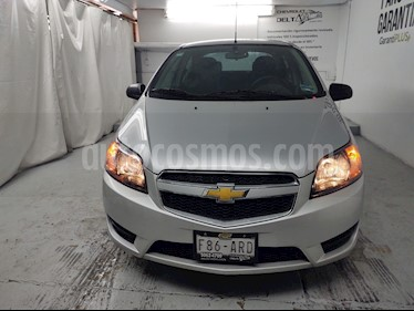 Foto Chevrolet Aveo LT (Nuevo) usado (2017) color Plata Brillante precio $119,900