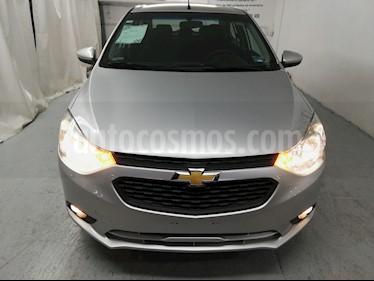 Chevrolet Aveo LT Bolsas de Aire y ABS (Nuevo) usado (2019) color Plata Brillante precio $199,000